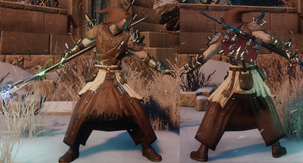 Master Elementalist's Robes (Primal)