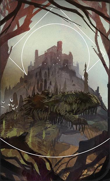 Codex entry: Adamant Fortress