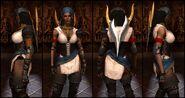 DA2 Threads of the Eastern Seas - 2 - Romance - Isabela companion armor