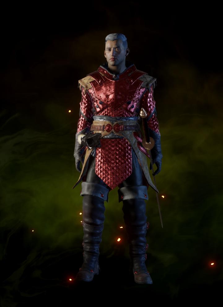 Отменная куртка авангарда