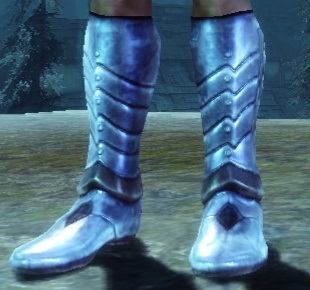 Ботинки усердия