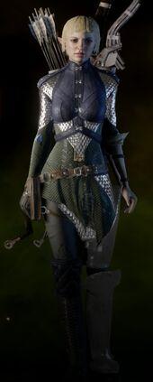 Masterwork Prowler Armor (Sera)