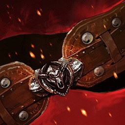 Evra's Trophy Belt