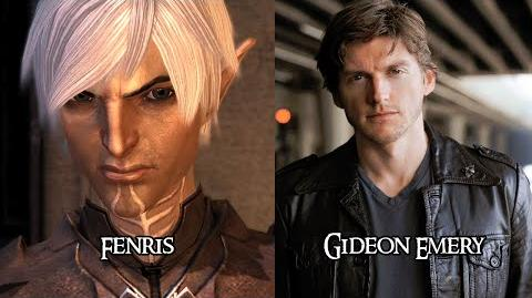 Characters and Voice Actors - Dragon Age 2