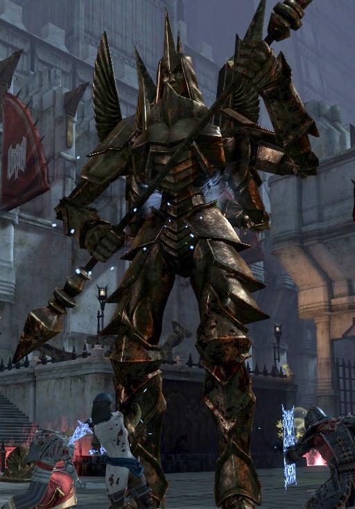 Gate guardian