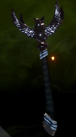 Griffon Mace Schematic