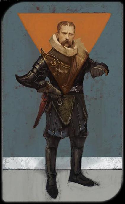 Кодекс: Великий Герцог Гаспар де Шалон