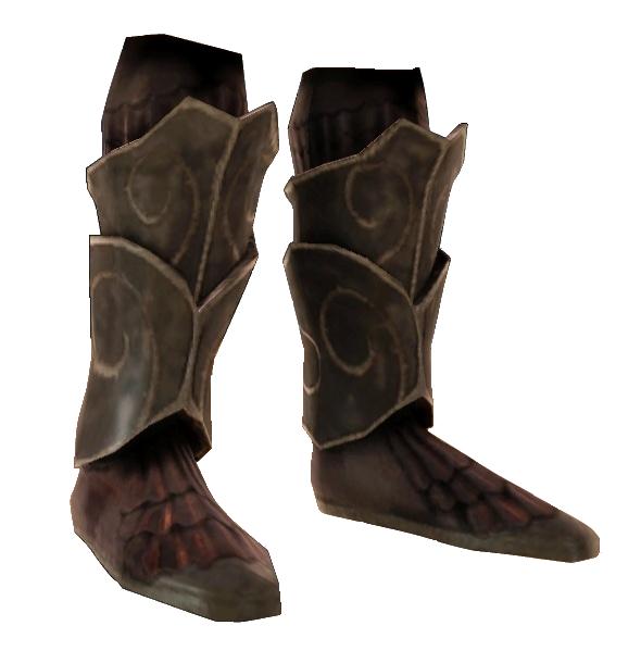 Ботинки шевалье