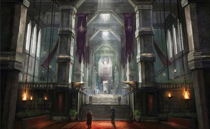Крепость наместника