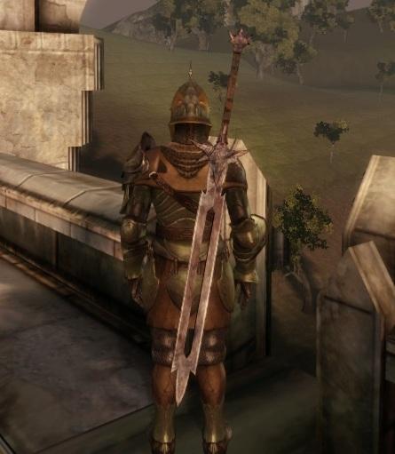 Большой меч порождения тьмы (Origins)