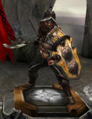 Fereldan Ash Warrior (HoDA)