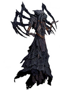 Fear Demon Concept Art