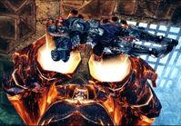 Inferno Golem's Rage 2