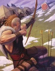 Авварский лучник