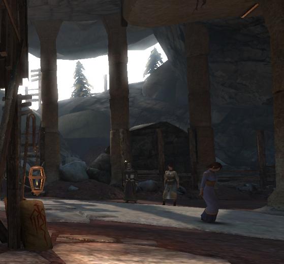 Пещера беглецов