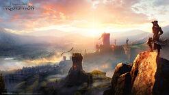 Dragon Age Inquisition Концепт 02