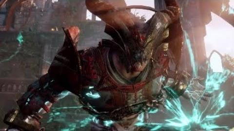 Dragon Age Inquisition - Saarath Final Boss Fight -13 -Trespasser- (Nightmare Difficulty)