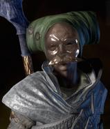 Maske der Botschafterin - männlich