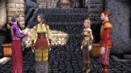 Castle Cousland - Nobles talking