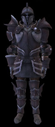 Commander's Plate armor set