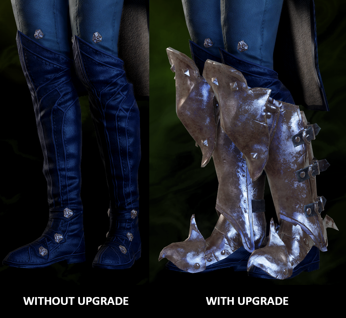 Superior Prowler Coat Legs