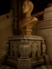 Celene Empress Statue