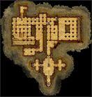 Fort Drakon Second Floor Map - gamepressure