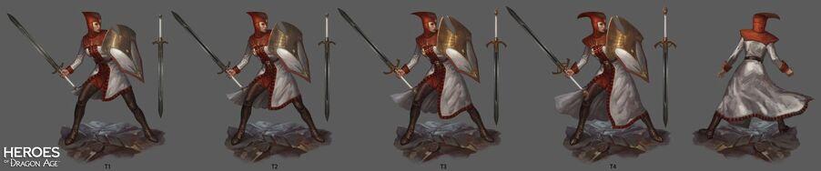 Divine Guard HoDA tier