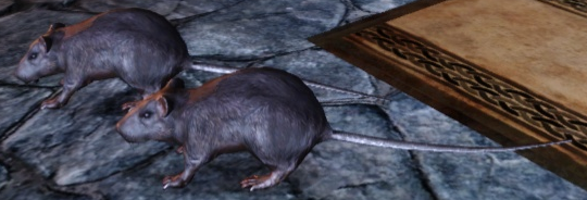 Codex entry: Rat