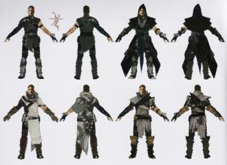 Inquisition Dorian concept 5