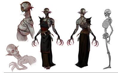 Emisariusz - koncept (Dragon Age II)