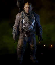 Varric Sup Hunter AC
