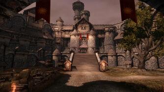 Castle Redcliffe