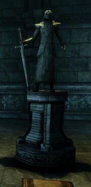 Archon Hessarian Statue