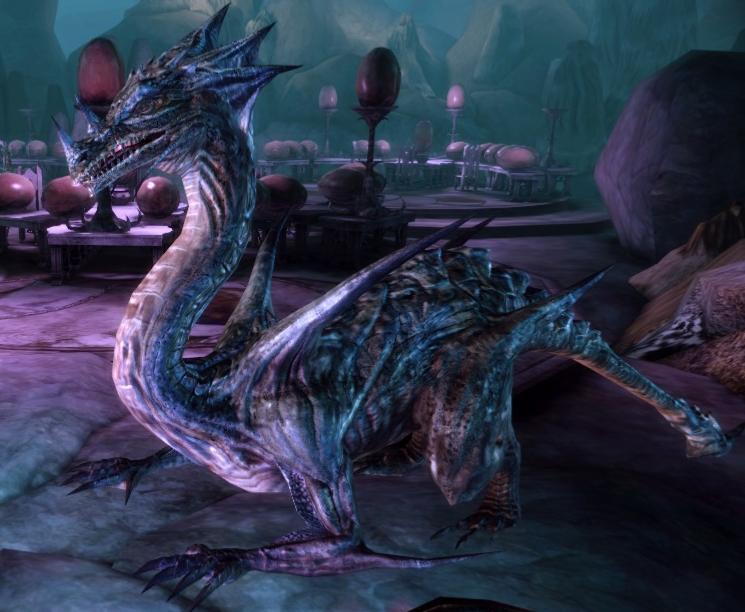 Кромсание (дракон)