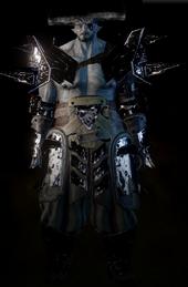 Revered Defender Armor (Iron Bull)