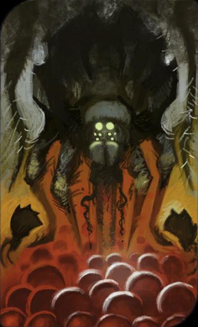 Кодекс: Гигантские пауки