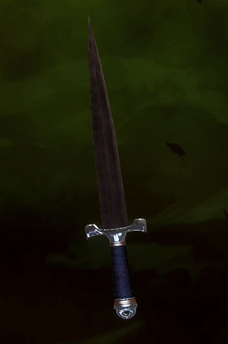 Curved Dagger Schematic
