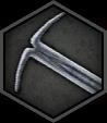 Авварский пиратский меч