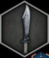 Masterwork Firm Dagger Grip