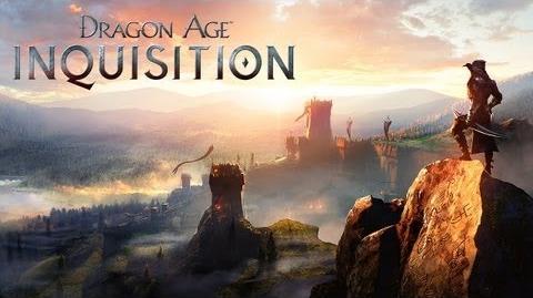 Dragon Age Inquisition — мир во всей своей полноте
