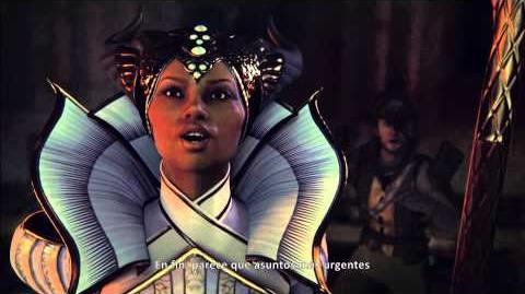DRAGON AGE™ INQUISITION Tráiler Oficial – Vivienne