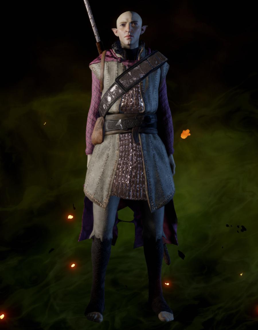 Battlemage Coat