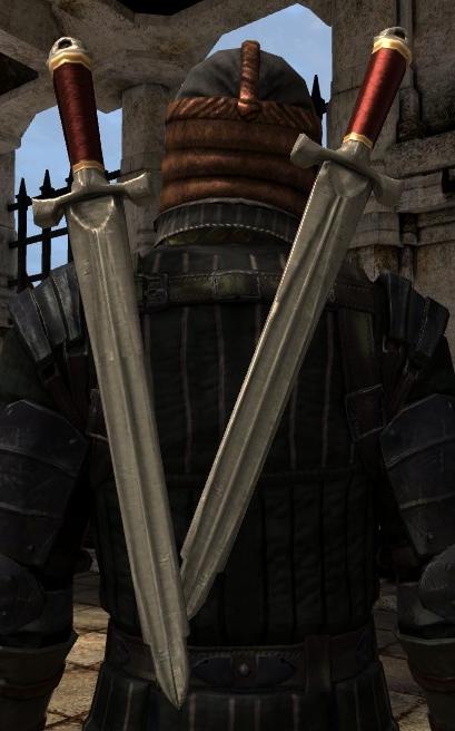Fereldan Dagger