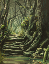 Dense Undergrowth