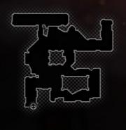 Run Down Alley map