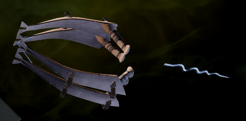 Bianca Arms I (Enhanced) Schematic