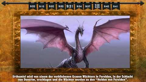 Dragon Age Inquisition - Timeline-0