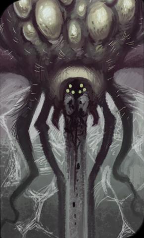 Kodeks: Jadowity pająk