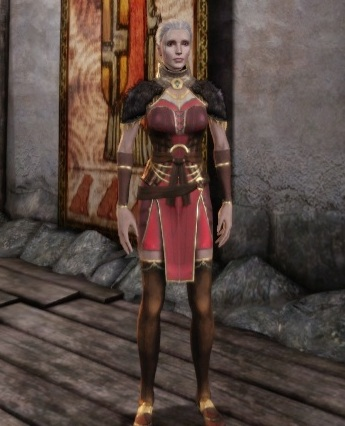 Robes of the Magister Lords